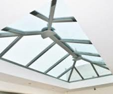 Roof Lantern--Roof Lantern without up-stand