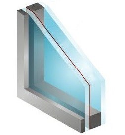 Glazing Units--6.8mm Acoustic Argon filled C Rated
