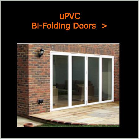 Beautiful XL Doors   PVCu Bi Folding Doors