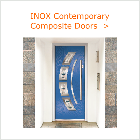 XL Doors - INOX Composite Doors