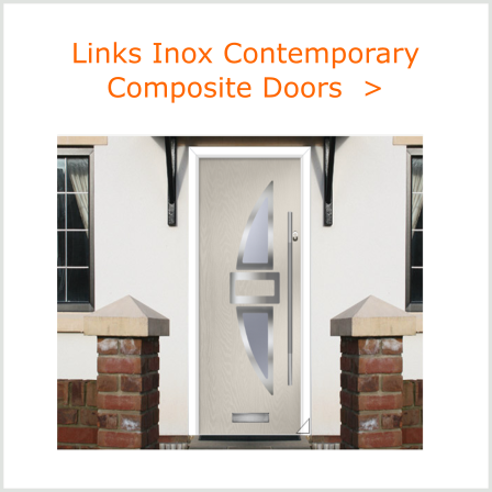 XL Doors - LINKS INOX Composite Doors