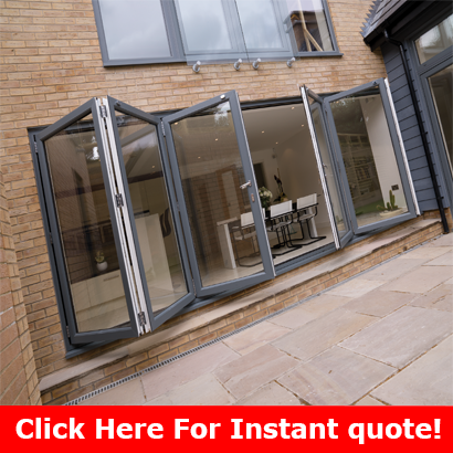 Bifold & Patio Doors