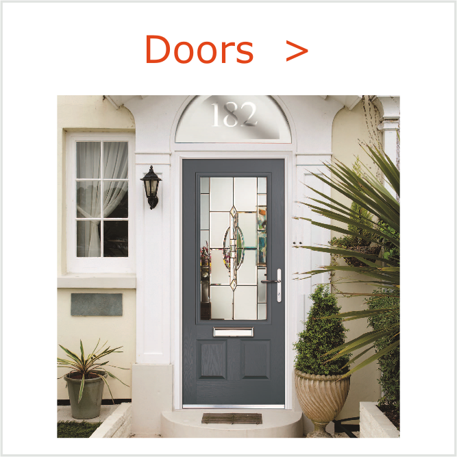 residential back doors through to composite doors and bi folding doors